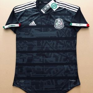 79092fe62 adidas Shirts - 🚨 2019 MEXICO Gold Cup Soccer Jersey Black Futbol